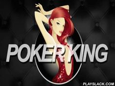 Texas Holdem Poker: Poker King  Android Game - playslack.com , an actual offering for devices of poker! select a table related to your stage, and combat to actual players.
