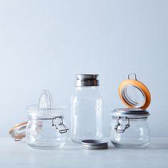 Kitchen Tool & Storage Jar Set