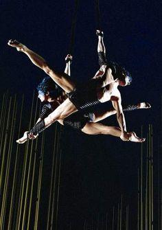 The Atherton Twins - Cirque du Soleil - Varekai