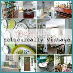 The Cottage of the Week Starring Electically Vintage