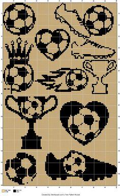 Sampiyon Cross Stitch Pillow, Cross Stitch Cards, Beaded Cross Stitch, Cross Stitch Baby, Cross Stitching, Knitting Charts, Knitting Patterns, Crochet Patterns, Cross Stitch Alphabet Patterns