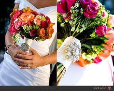 Pink Posh Photography | Austin Texas Wedding | The Mansion at Judge's Hill | Wedding Flowers | Bridal Bouquet