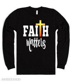 Faith Matters    Faith Matters! #Skreened