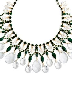 Chandelier Necklace.