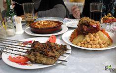 Restinga, cocina marroquí en Tetuán (Marruecos)  http://www.elmajao.com/2011/12/19/restinga-el-sabor-de-marruecos-en-tetuan/
