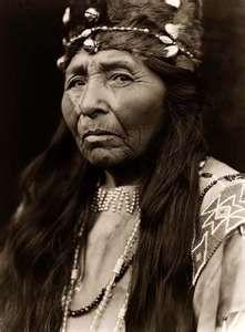 Klamath Indian Woman