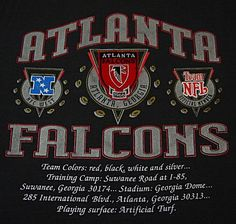 #Falcons! #Vintage #Rare! Like This? More Gr8, Unique Stuff Here! http://myworld.ebay.com/lotstasell/