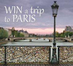 Spend a weekend away in Paris in the HostelBookers and St Christopher's €1000 competition