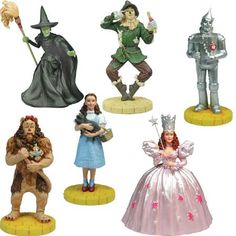 Set Of Figurines Cake Ideas And Designs