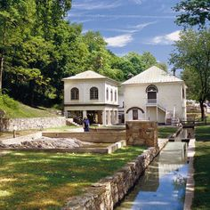 Berkeley Springs, West Virginia~  The Country's First Spa! Berkeley Springs is an historic spa and art-filled town nestled in the West Virginia mountains only 90 minutes from the Washington/Baltimore metro area
