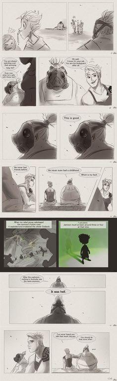 Roadhog talks by s0s2