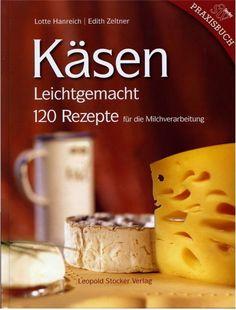 98ac73d2a43 Literatur über Käse Quark Butter Joghurt