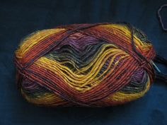 Bernat Mosaic - colorway 44705 Calypso