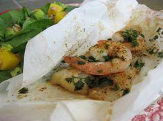 Low-Fat Cajun-Style Fish In Parchment ...delish! Recipe - Food.com