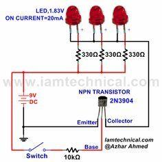 555 clock pulse generator with 4017bp jhonson decade counter with rh pinterest com 555 Timer Clock 555 Timer Multisim
