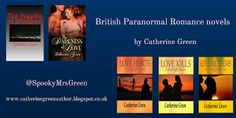 Paranormal Author Catherine Green: Losing My Way #amwriting