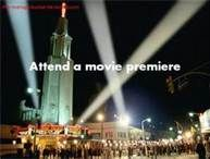 Bucket List: Attend a movie premiere. Bucket List Before I Die, One Day I Will, Life List, Adventure Is Out There, So Little Time, Places To See, Tumbler, Things I Want, Shit Happens