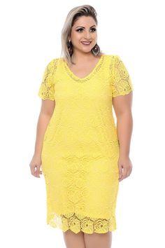 Vestido Plus Size Diana Vestidos Plus Size, Plus Size Prom Dresses, Modest Dresses, Plus Size Outfits, Fat Fashion, Curvy Girl Fashion, Plus Fashion, Fashion Outfits, Traditional African Clothing