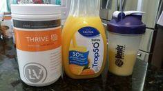 Thrive Shake - Creamsicle!!