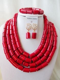 Find More Jewelry Sets Information about  2016 Fashion african coral beads jewelry set red nigerian wedding african beads jewelry Sets Free shipping P 4172,High Quality jewelry display free shipping,China jewelry coupons Suppliers, Cheap jewelry agate from Chinese jewelry import and export co., LTD on Aliexpress.com