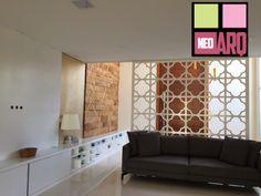 Living + Hall residência By Neo Arq