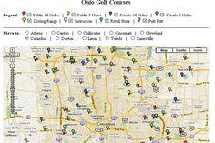 golf courses ohio - Google Search
