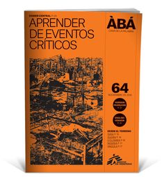 Revista ÀBÁ 64. Casa de la palabra. Noviembre 2016