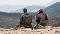 Uhtred and Leofric High Fantasy, Medieval Fantasy, Live Action, Winchester, The Last Kingdom, Chronicles Of Narnia, The Witcher, Arya Stark, Story Inspiration