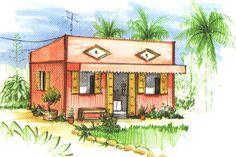 dessin case Réunion