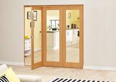 Internal Bifold Doors: Concertina Style Folding Doors From Vivid Oak Doors, Panel Doors, Glazed Fire Doors, White Bifold Doors, Concertina Doors, Internal Folding Doors, Primed Doors, Composite Door, External Doors