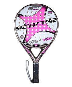 La Star Vie R 6.1 Lady Soft 2015 es una pala con una estética espectacular, una pala de gran polivalencia y perfecto comportamiento en cada punto