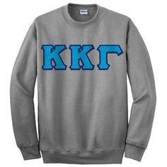 Kappa Kappa Gamma Crewneck Sweatshirt