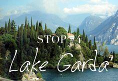 THIS is the reason I'm an entrepreneur… Lake Garda, Italy