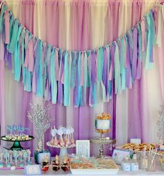 """""""Whimsical Mermaid Soiree"""" 