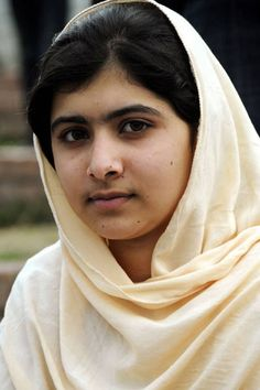 Celebrating International Day of the Girl Child | Malala Yousafzai, Peace Activist and student, Age 16