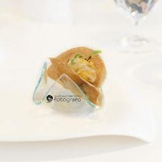 #Taco #Mediterráneo del menú degustación 2014 de @Quique Dacosta, TOMORROWLAND