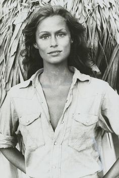 Lauren Hutton photographed for Vogue Magazine, May 1979.