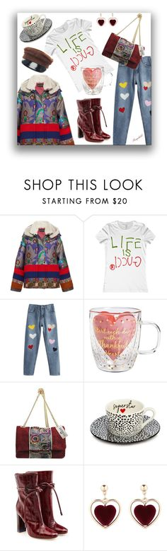 """""""Buzz-Worthy: Coffee Date ☕️☕️ & Fereti Bag 😀"""" by ragnh-mjos ❤ liked on Polyvore featuring Etro, Cypress Home, Ben de Lisi, Malone Souliers, Ruslan Baginskiy, sand and CoffeeDate"""