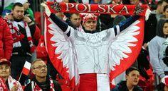 Znalezione obrazy dla zapytania polscy kibice