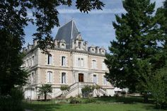 Chateau for sale in Bastide town. Sixteen bedrooms, all ensuite. Separate barn to restore. River frontage, walkable into town with shops, restuarants, bars, banks, schools etc. Dordogne.