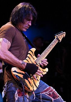 Guitarist. George Lynch is an American hard rock guitarist and songwriter. Lynch is best known for his work with the bands Dokken, Lynch Mob, and Souls of We.