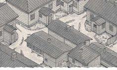 TAMPERE - Amurin työläismuseokortteli