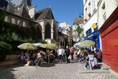 L'ébouillanté restaurant - 6 Rue des Barres  75004 - www.restaurant-ebouillante.fr