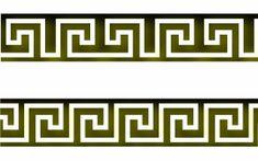 A sample fret pattern design