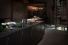 Electrolux Grand Cuisine & Poggenpohl created the Ultimate Home Kitchen | Trendland
