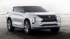 Mitsubishi has announced the concept of its next-generation SUV, GT PHEV ahead…