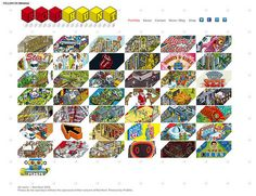 New Rod Hunt Illustration Studio Website launched today http://www.rodhunt.com