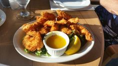 Coconut prawns were the best! Smoke 'N Water  |  1-1600 Stroulger Road, Nanoose Bay, British Col