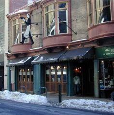 Sansom Street Oyster House - Philadelphia, PA  19102 - AhHaBox