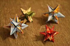 naše-origami: OMEGA STAR